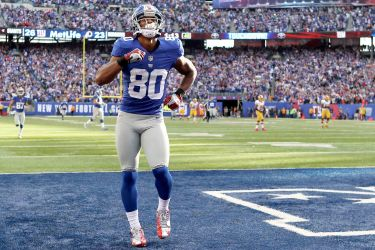 FILE: Victor Cruz Close to Deal With Giants