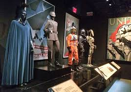 star wars exhibit small
