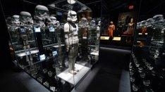 star wars exhibit stormtrooper