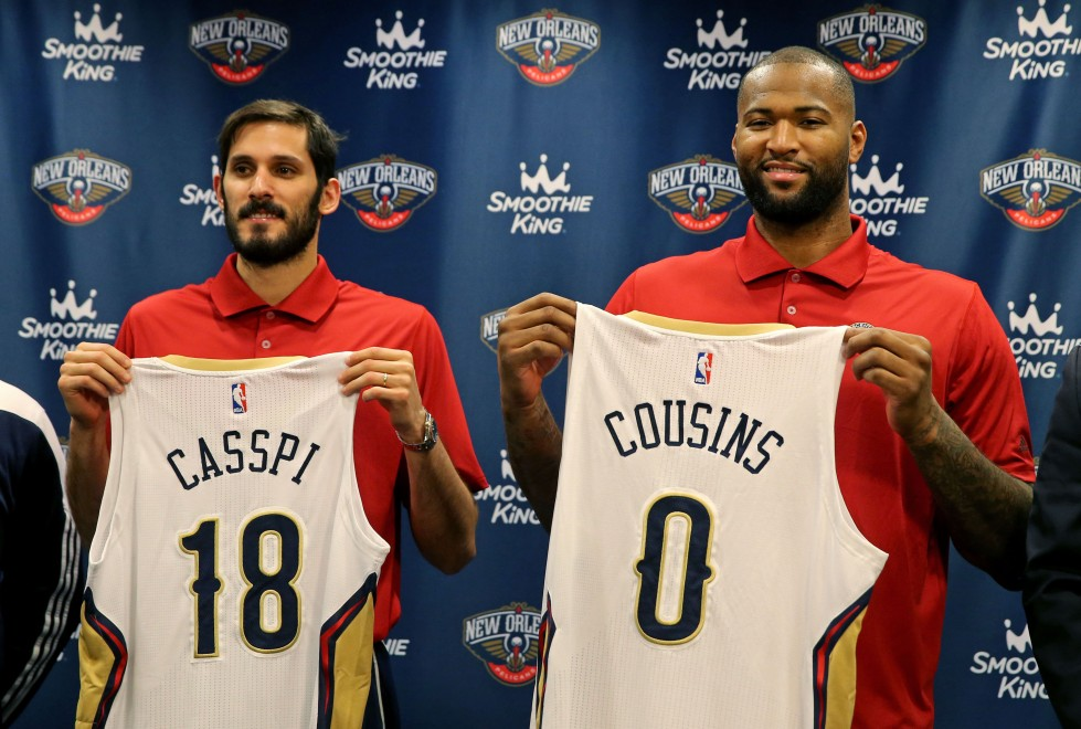 9892742-nba-new-orleans-pelicans-press-conference