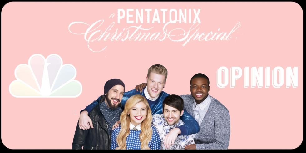 A Very Pentatonix Christmas.Jay Leno Tv And City