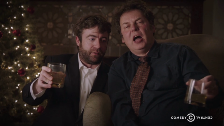 Drunk History Christmas.Drunk History Christmas Special Opinion Tv And City