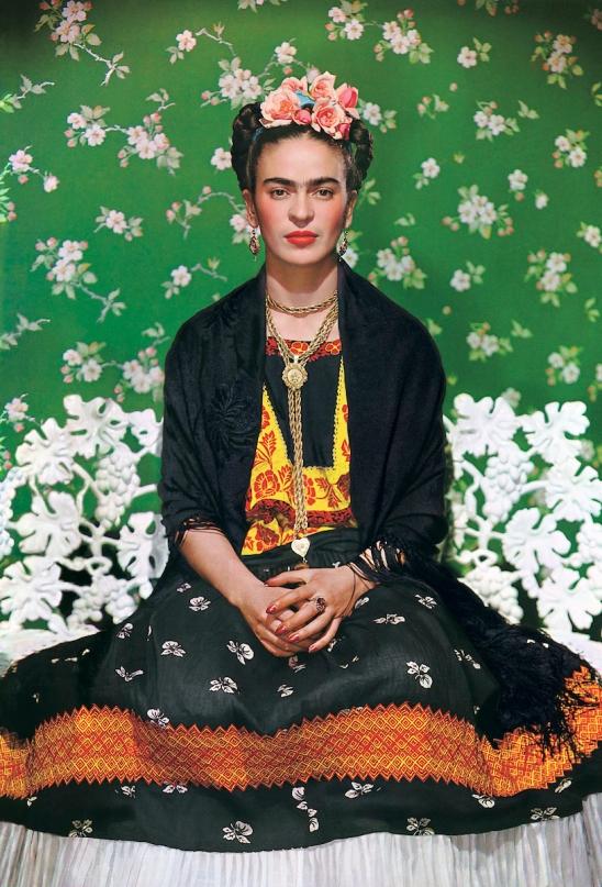 NMuray_Frida_Kahlo_Bench