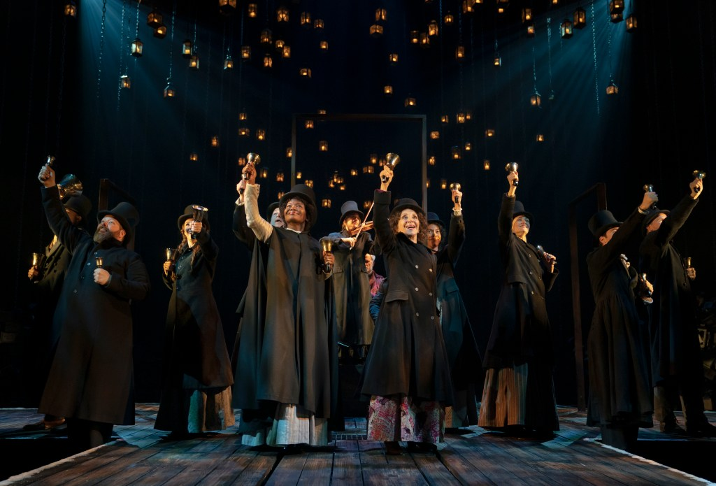 A Christmas Carol Broadway – TV and City