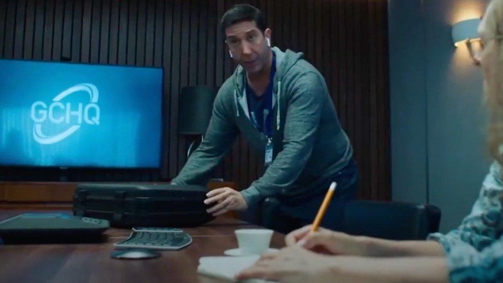 Trailer for David Schwimmer Cyberterrorism Comedy Series ...